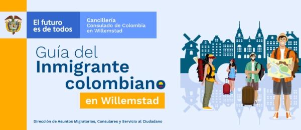 Guía del inmigrante colombiano en Willemstad