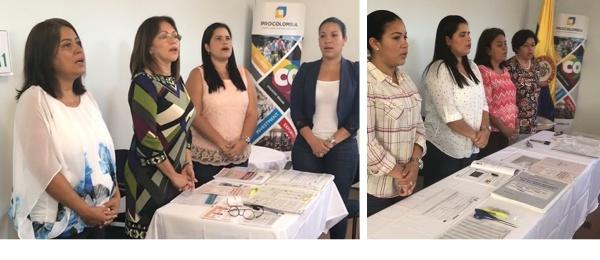 Consulado de Colombia en Willemstad inició la jornada final del proceso electoral en el exterior para Congreso y consultas interpartidistas 2018